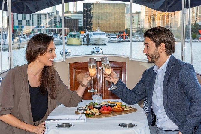 Private Romantic Melbourne Dinner Cruise for 2