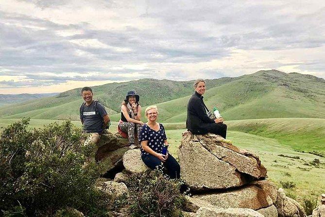 Central Mongolia Tour (5 Days)