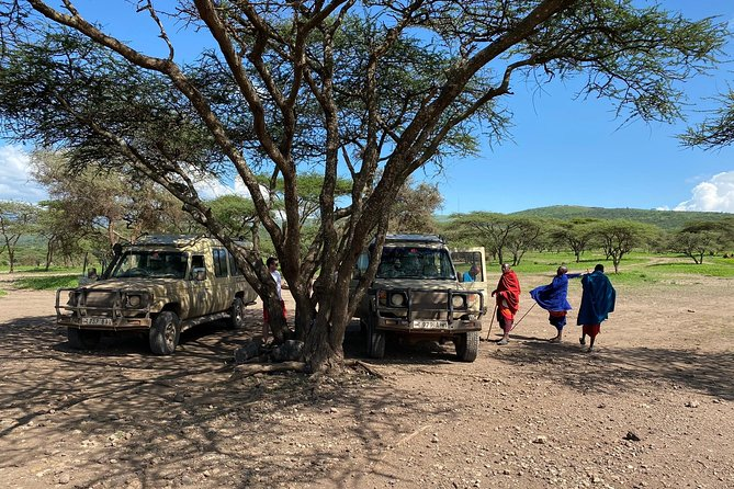 6 Days Private Camping Adventure from Serengeti to Zanzibar