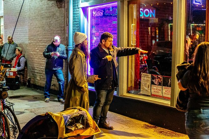 The Charms of New Orleans at Night: Kickstart Private Tour