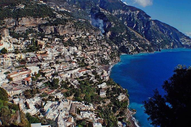 amalfi coast tour from pompei