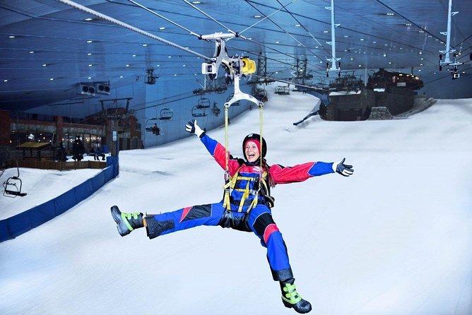 Ski Dubai Entry tickets