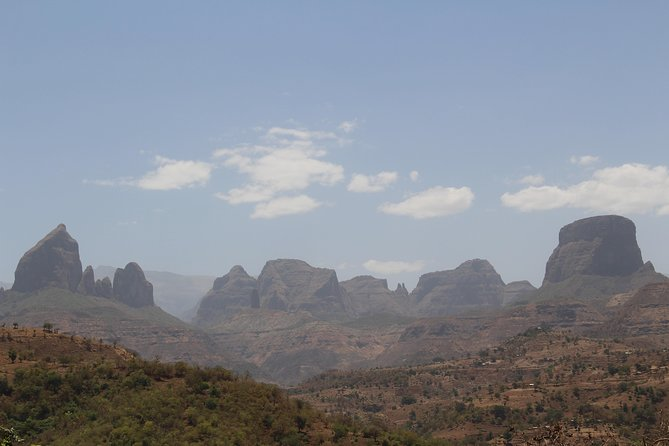 Historical Tour of Northern Ethiopia