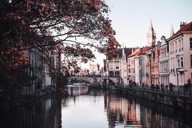5 Day Rail Tour - Belgium & The Netherlands