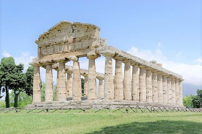 Paestum Temples and Museum Private Skip the Line Guided Tour with a Local Guide