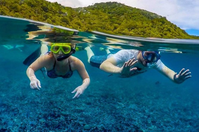 Go snorkeling !!!!! Tour Isola Bella of Taormina and obtaining the SSI patent
