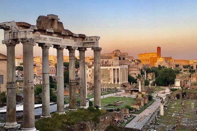 Rome City Tour by car