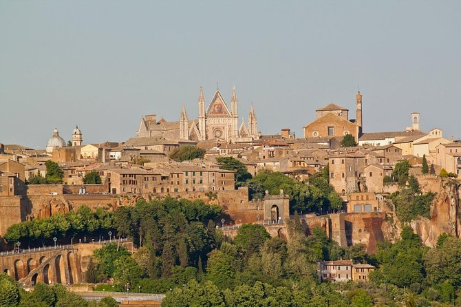 Direct Transfer from tour Hotel in ORVIETO to your Hotel in ROME
