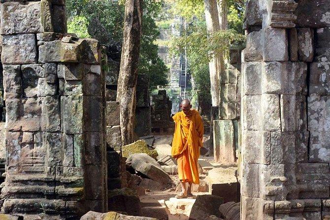 3D2N Tour in Siem Reap-Angkor Wat