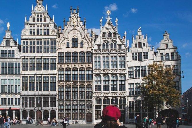 7 Day Rail Tour - Belgium & The Netherlands