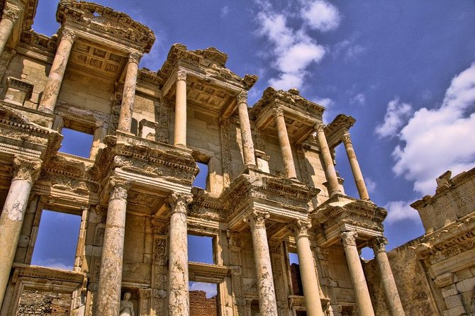 Guided Private Ephesus Tour From Izmir