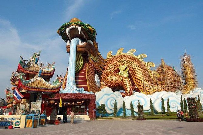 Unseen Thailand at Amazing Unspoiled Suphan Buri from Bangkok