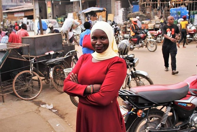 Kampala Guided walking Tour