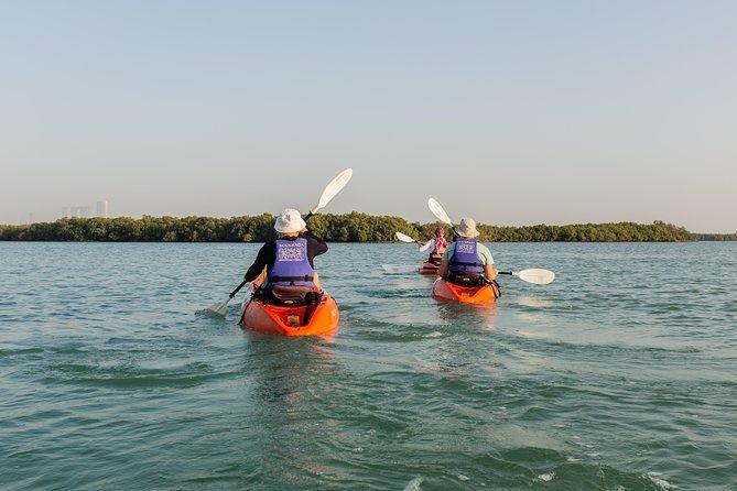 Mangroves Kayaking with Pickup & Drop Off