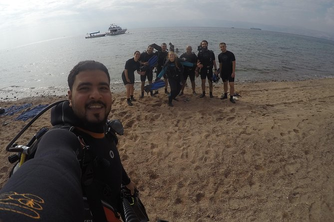 Shore Certified Diving - Two Dives