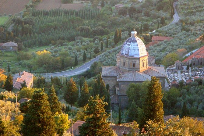 Direct transfer from your Hotel in ROME to your Hotel in CORTONA