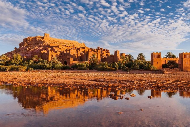 4-Day Mt. Toubkal ascent and Sahara Tour with Luxury Desert Camp