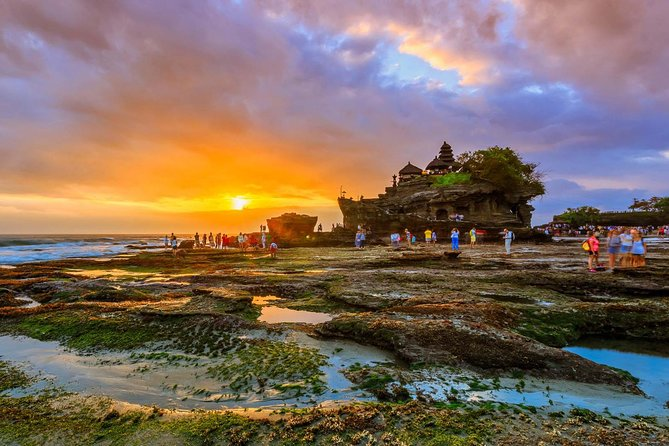 Full-Day Amazing Private Ubud and Tanah Lot Tour from Bali