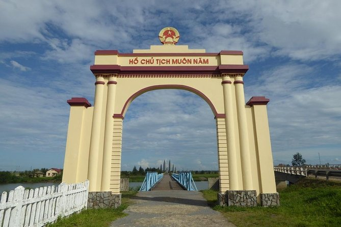 Dmz Vietnam Tour from Hue with Vinh Moc Tunnel and Khe Sanh Combat Base
