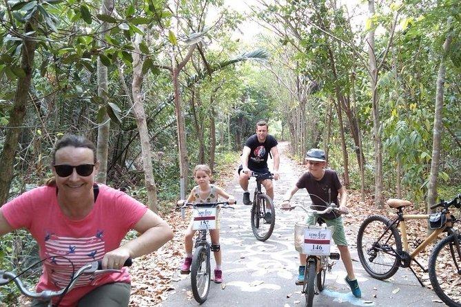 Guided biking Tour in Bangkok