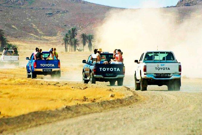 Boa Vista Island Half-Day 4x4 Tour and Viana Desert from Rabil
