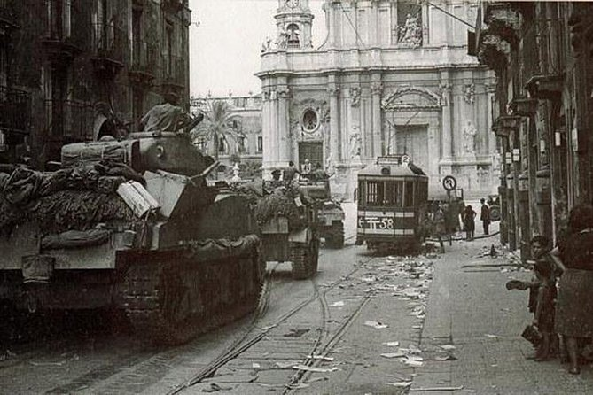 CATANIA 1943: Husky operation