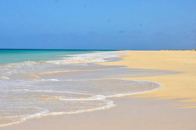 Boa Vista Island: Half-day Tour + Santa Monica Beach by 4x4