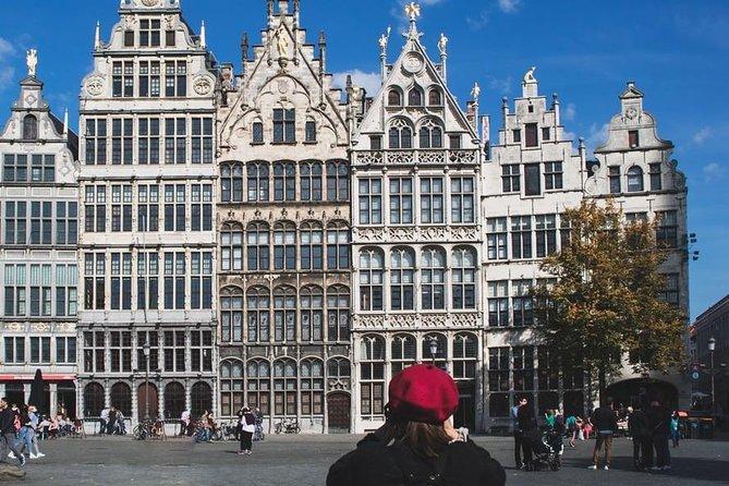 5 Day Rail Tour - Belgium (Amsterdam Return)