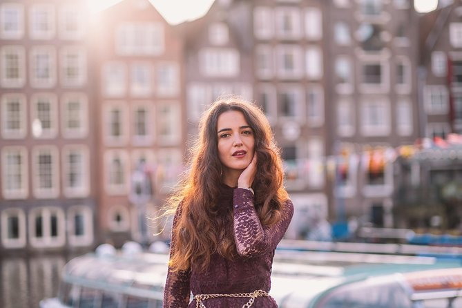 Professional Private Amsterdam Photoshoot