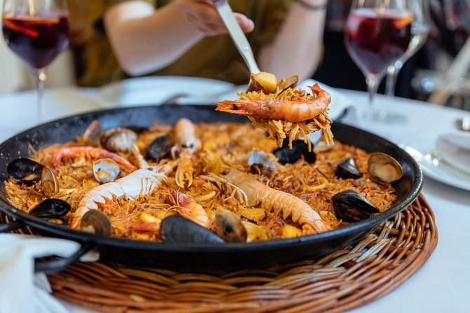 3 Hour Barcelona 100% Personalized Food Tour