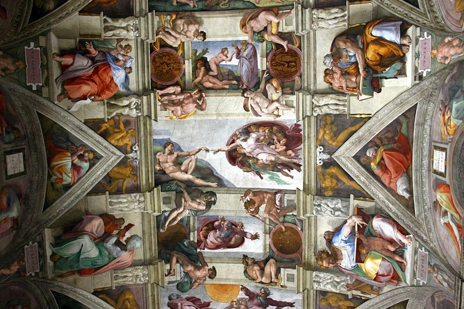 Rome in a day: Imperial&Vatican Path - from Civitavecchia pier - private tour