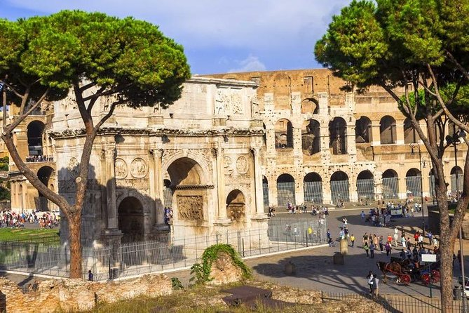 Rome in a day: Imperial&Vatican path from Civitavecchia - Small Group Tour