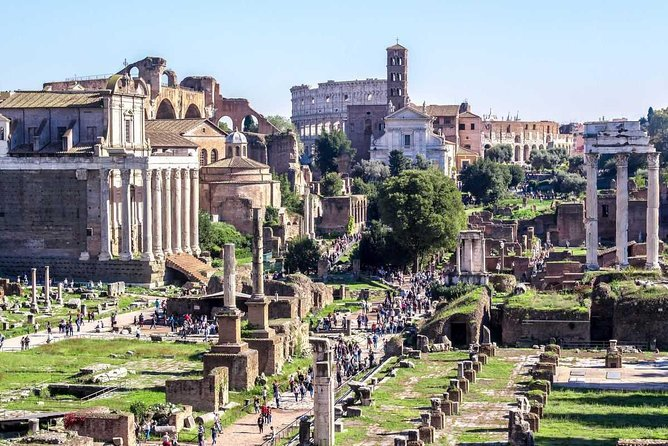 Rome in a day: Imperial&Baroque path from Civitavecchia Pier - Small Group Tour