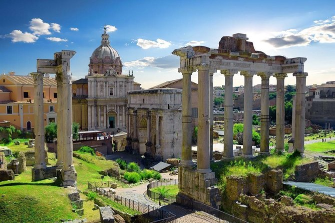 Rome in a day: All the highlights - from Civitavecchia pier - Small Group Tour