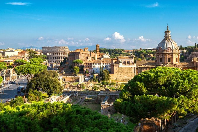 Rome in a day: All the highlights - from Civitavecchia pier - private tour