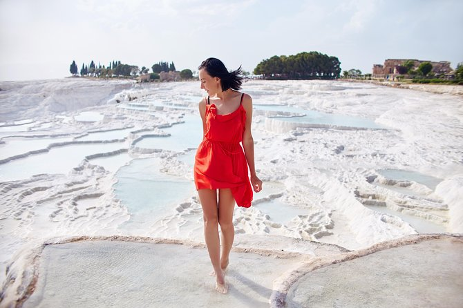 Pamukkale and Ephesus in 2 Days