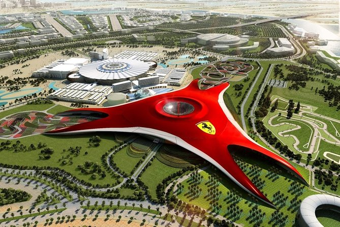 Abu Dhabi City Tour with Ferrari Park