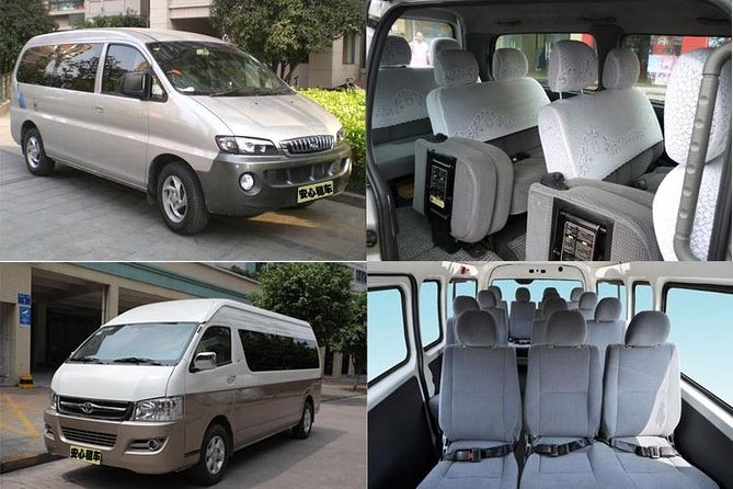 One Day Car Rental from Tunxi hotels to Yellow Mountain and Return