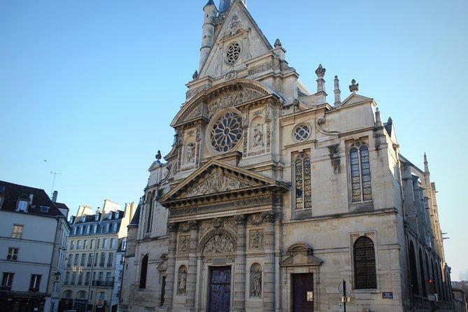Kid-Friendly Private Medieval Paris Tour with Latin Quarter and Panthéon