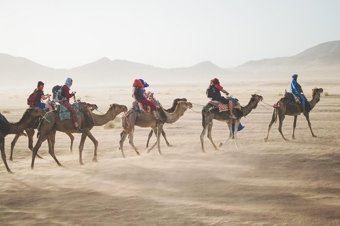 2 Day Zagora Desert Tour from Marrakech with Guide