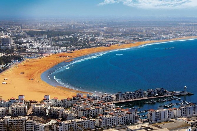 2-Day Private Atlantic Coast Tour from Marrakech to Agadir
