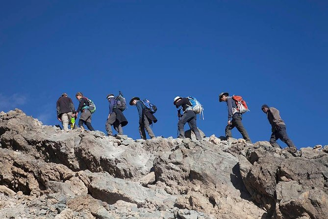 6 Days RONGAI Route Kilimanjaro Trekking with Burigi Chato Safaris