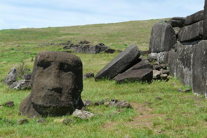 The birdman journey in Easter Island