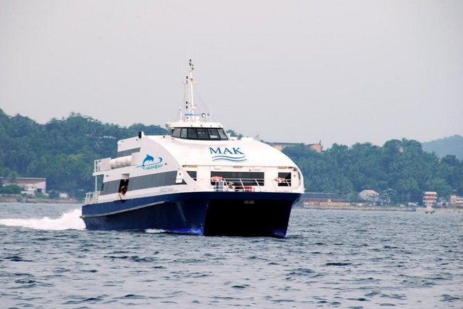 Airport Transfer to Jetty Drop