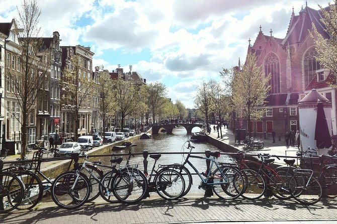 5-Day Rail Tour - Amsterdam, Brussels and Bruges