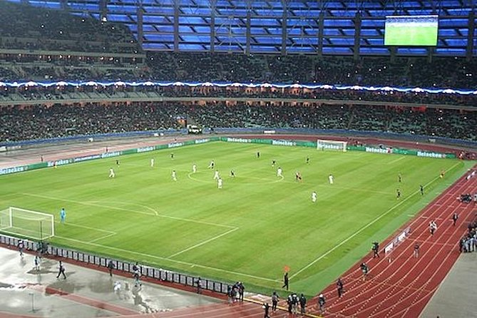 Baku: Tickets for Turkey VS Wales Match – 06/17/2020