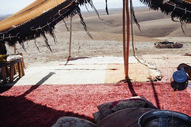 Desert Agafay trip from Marrakech