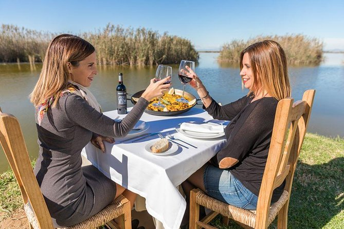 Boat Tour with Paella tasting at the Albufera lake in Valencia