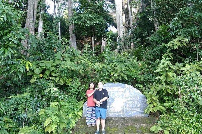Jeep Tour to Da Nang city: Marble Mountain - Buddha Statue- Peak Monkey Mountain