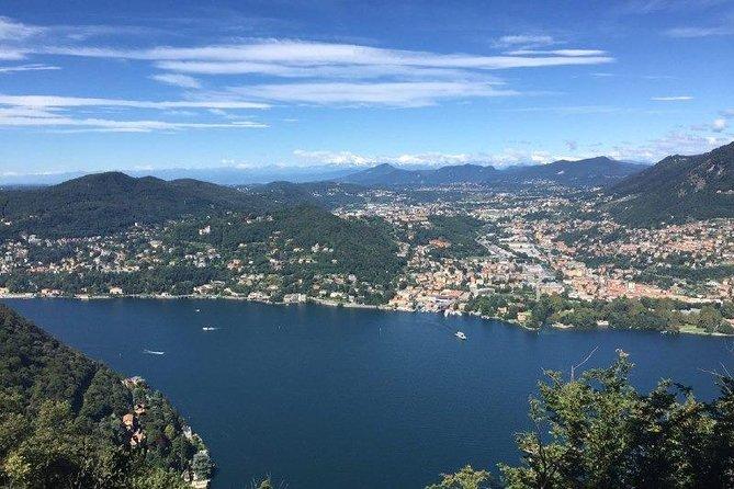 Como Brunate Torno. The Breathtaking Scenery